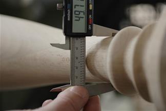 Calibratura legno e tornitura legno