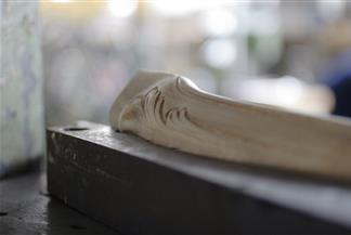 Lavorazione del legno - stampa a caldo