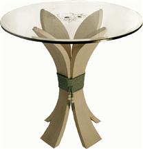 Basamenti in legno per tavoli